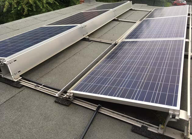 How to Manage Roof Safety with Fragile Solar Panels