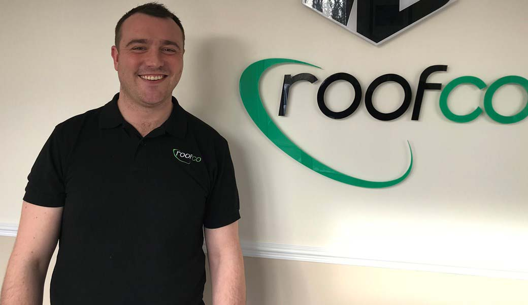 New Director Sends Turnover through the Roofco