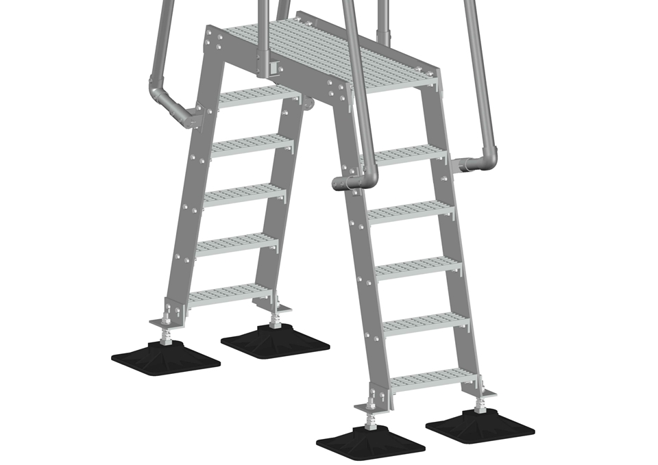 Custom Access Ladder Kits