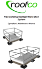 Rooflight Protection O&M Manual